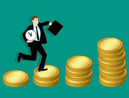 Fyra sätt att tjäna pengar online